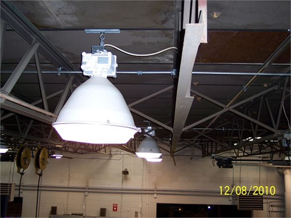 400 watt hubell metal halide lowbay shop lights for auction municibid listing image arubaitofo Gallery