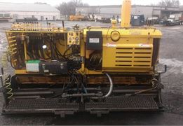GEHL Model 1649 Asphalt Paver Online Government Auctions of