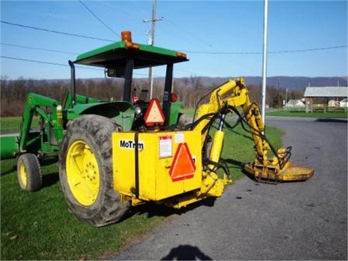 3 Point Hitch Boom Mowers : Boom mower online government auctions of