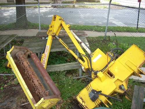 3 Point Hitch Boom Mowers : Turner hydra mower point hitch flail w boom online