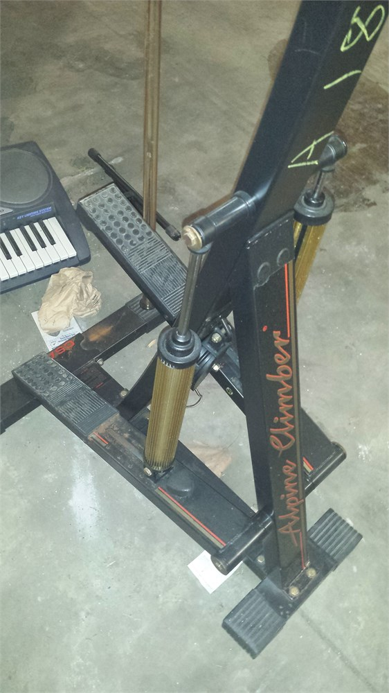 alpine climber machine