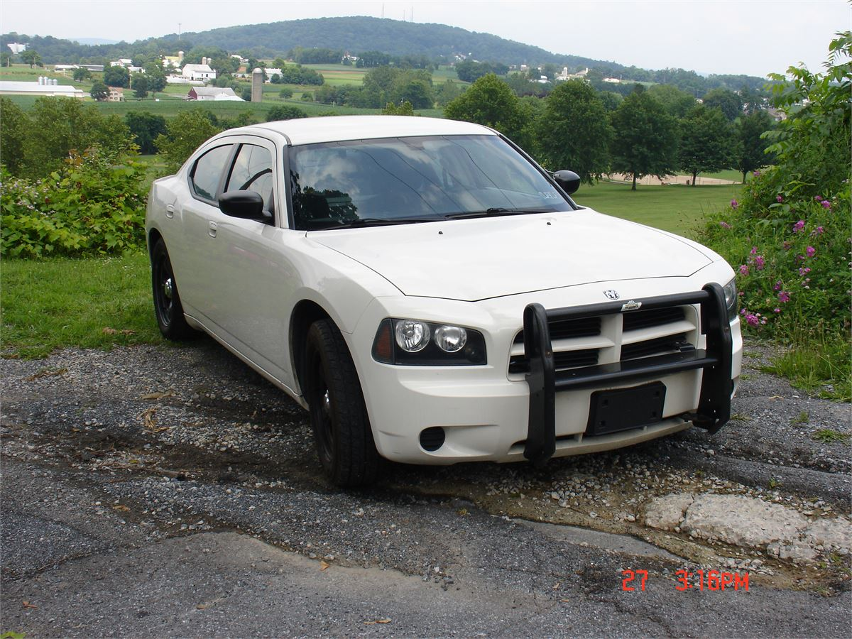 2007 Dodge Charger Police Auto Express