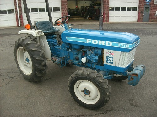 1985 Ford 1710 Compact Tractor Online Government Auctions Of Government Surplus