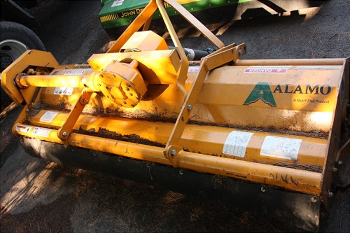 Alamo/Mott Flail Mower Online Government Auctions of