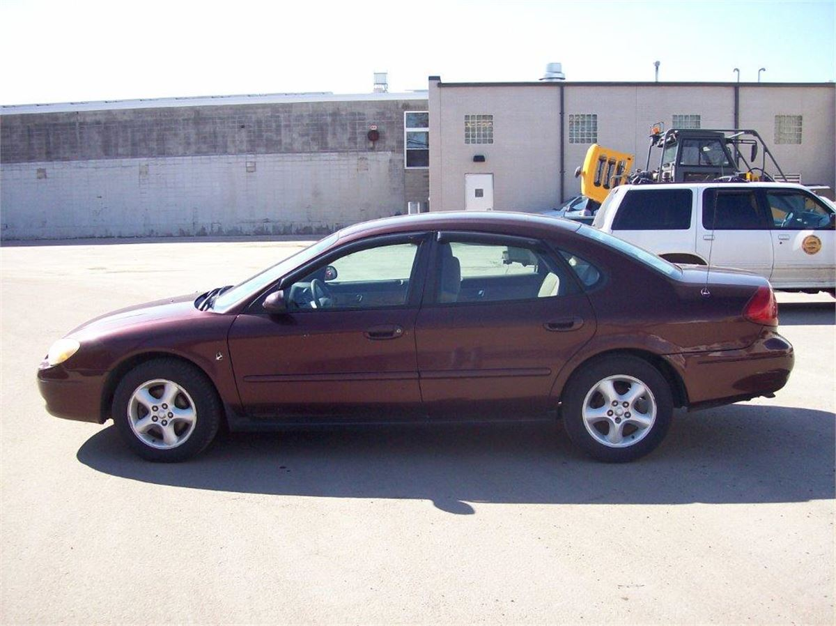 2001 Ford Taurus Brown Police Online Government Auctions Of