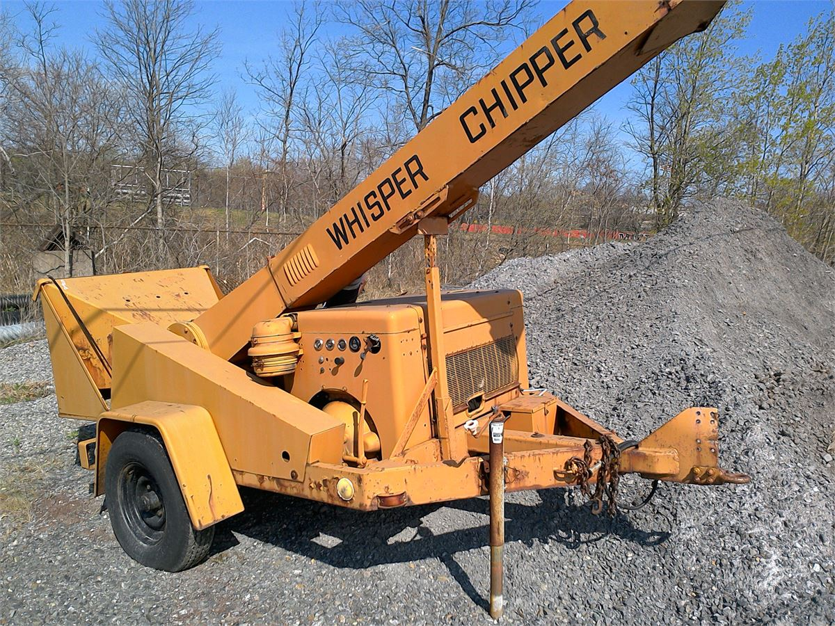 Images of Used Whisper Chipper - #rock-cafe