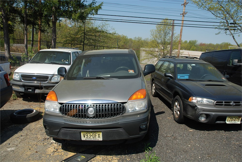 2002 buick rendezvous for auction municibid. Black Bedroom Furniture Sets. Home Design Ideas