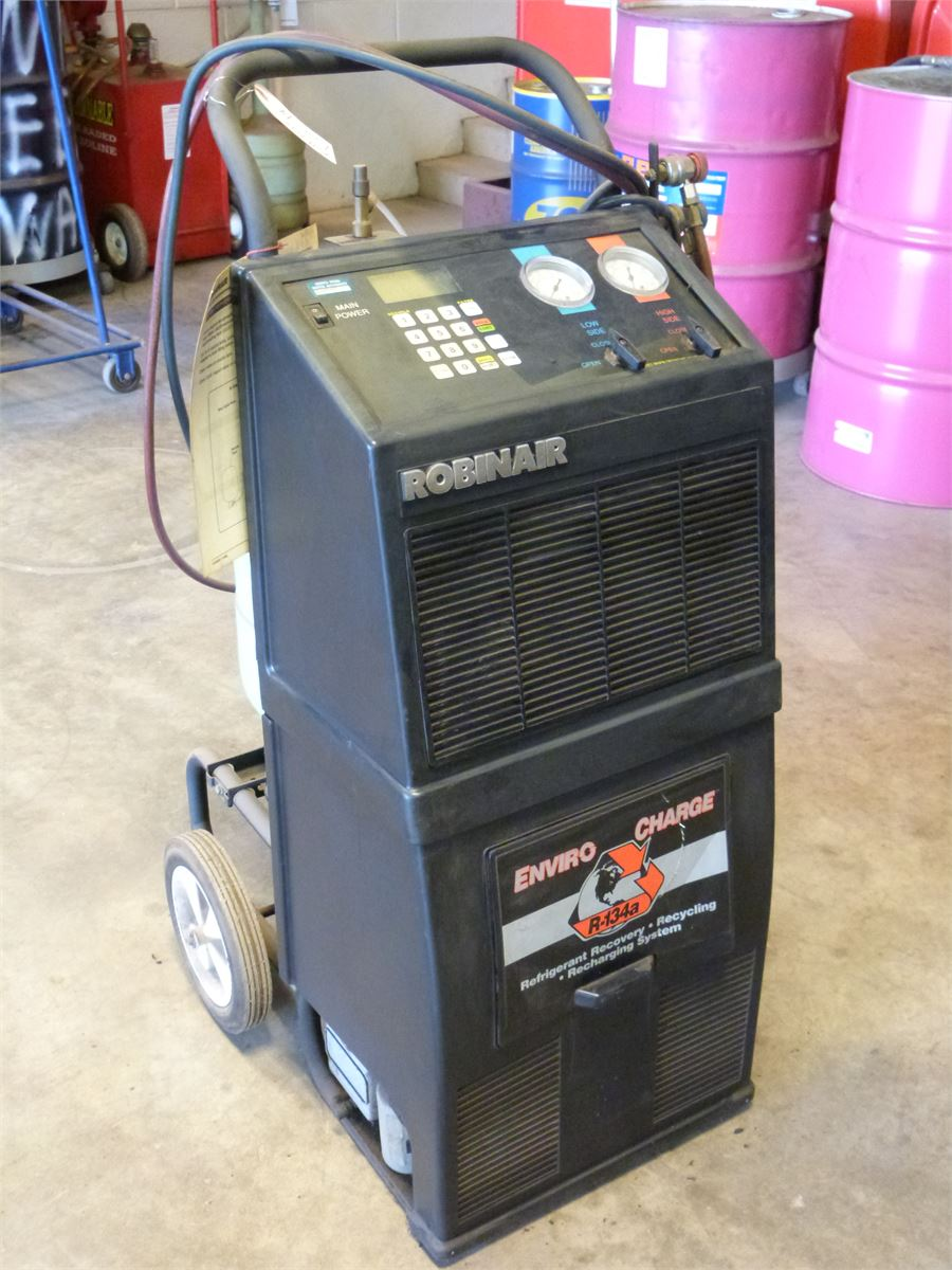 Buy Imperial Pt 109 Refrigerant Recovery Tool Shop Every Store On 34988 Robinair Ac Unit Wiring Diagram Envirocharge Recycling Recharging System
