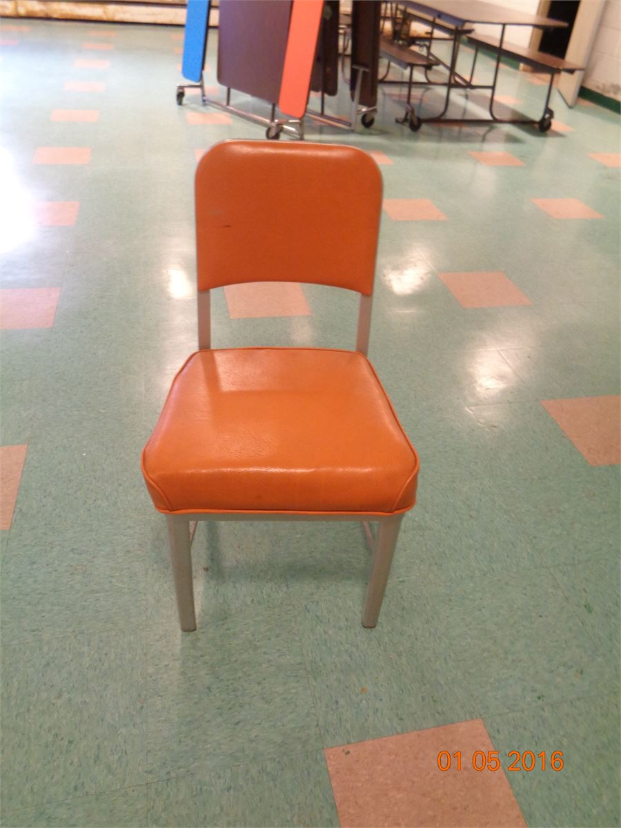 emeco navy aluminum chair for auction municibid