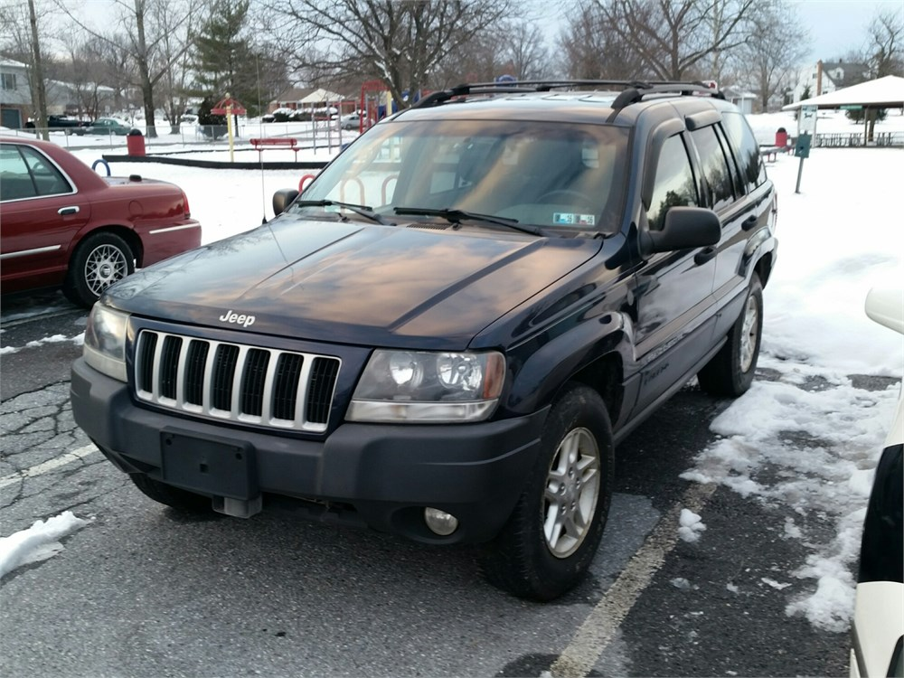 2004 jeep grand cherokee laredo online government auctions. Black Bedroom Furniture Sets. Home Design Ideas