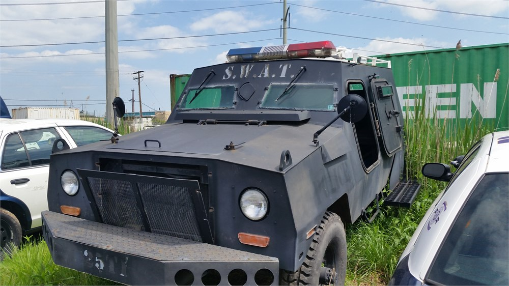 1980 Cadillac Gage Ranger (Peacekeeper) - 4x4 Armored