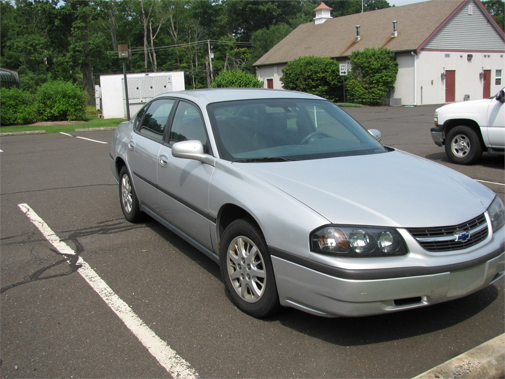 2004 chevrolet impala for auction municibid. Black Bedroom Furniture Sets. Home Design Ideas