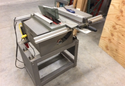 Ryobi Bt3000 10 Precision Table Saw And Stand For Auction Municibid