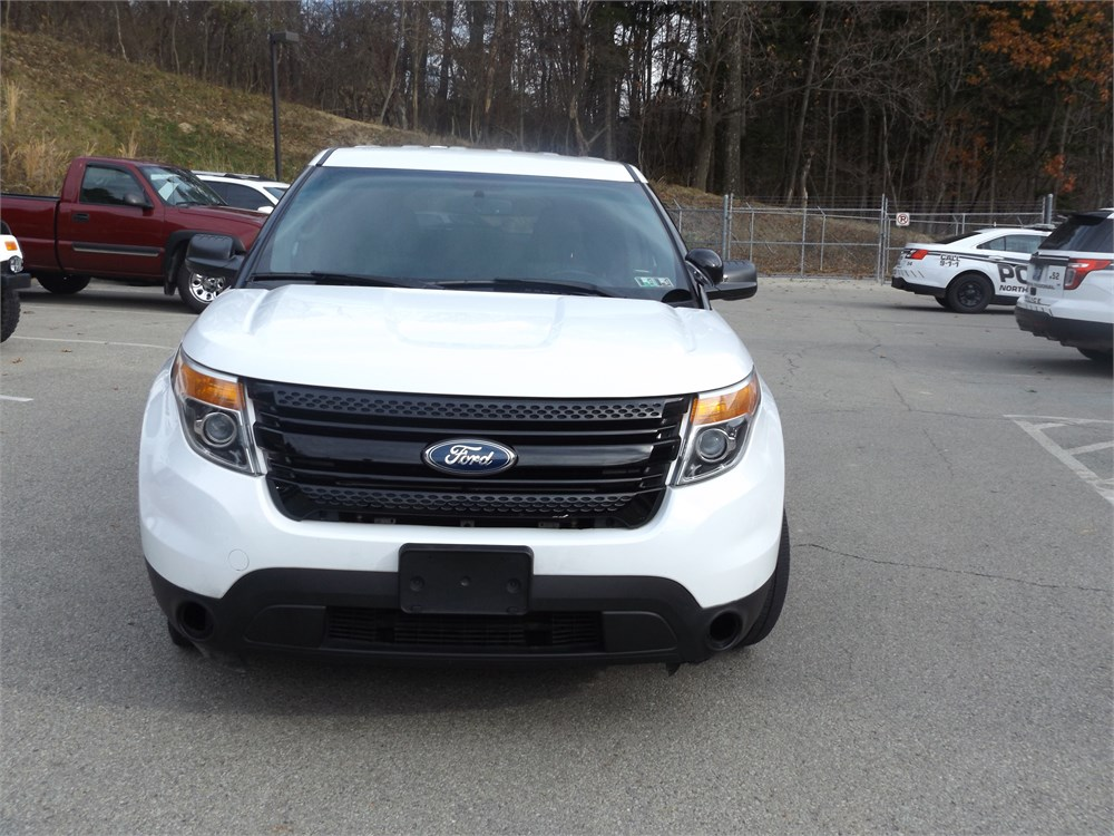 2014 ford explorer suv all wheel drive online government auctions of government surplus municibid. Black Bedroom Furniture Sets. Home Design Ideas