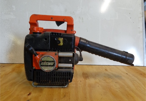 Echo Power Blower Pb 46ht : Online used lawn and leaf maintenance equipment auction