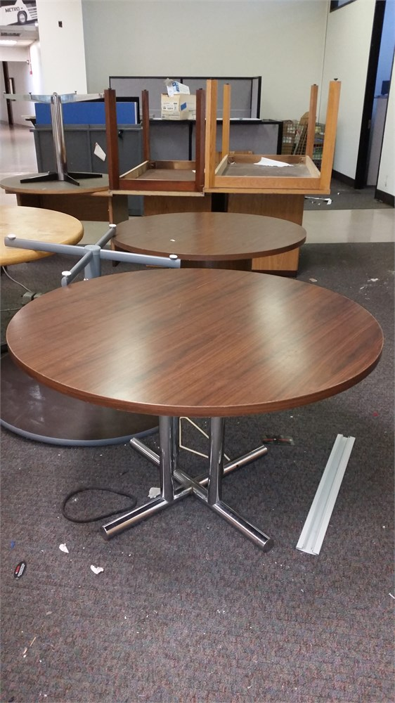 1 Lot Of Misc Used Office Furniture For Auction Municibid