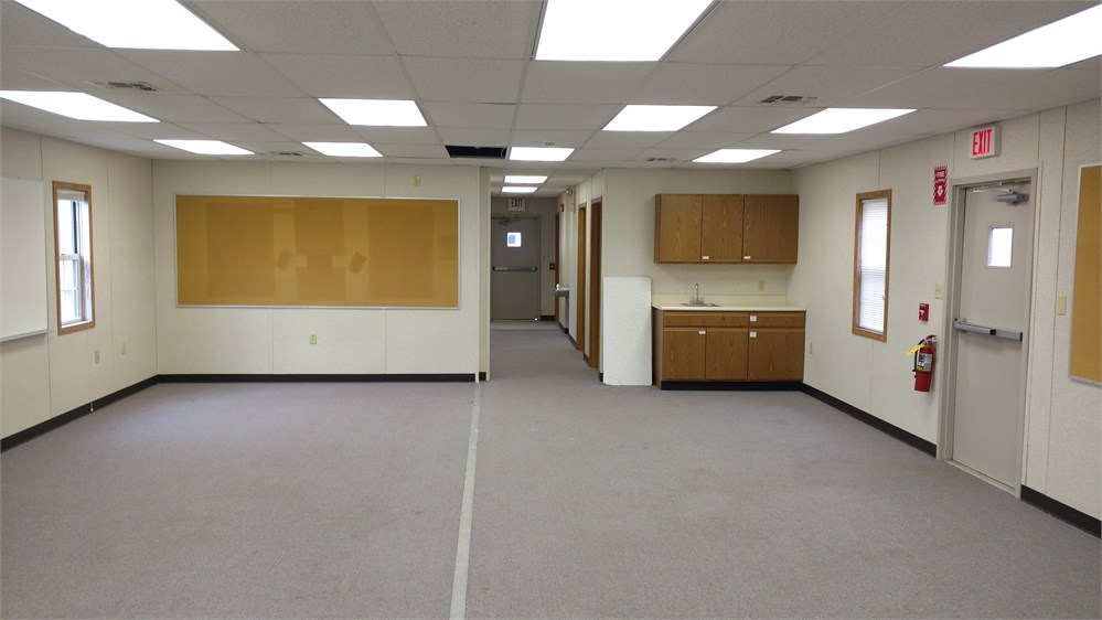 Modular Classroom Auction ~ Two portable classroom trailers online government auctions