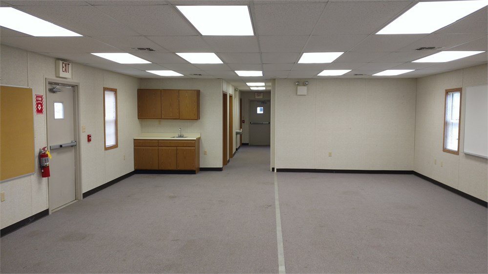 Modular Classroom Sizes ~ Two portable classroom trailers for auction municibid