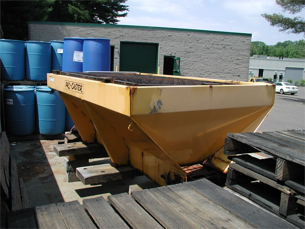 2007 Fisher Pro Cater Sander For Auction Municibid