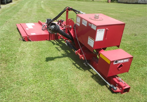 Sm60 Bush Hog Side Mount Rotary Cutter Almost New Online