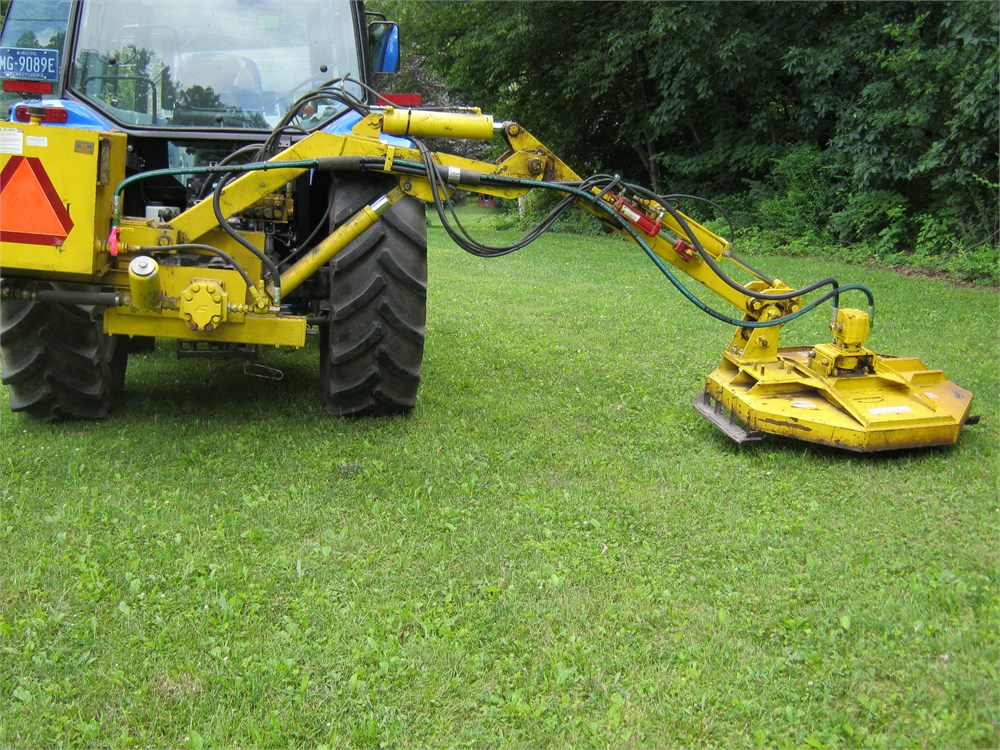 3 Point Hitch Boom Mowers : Motrim boom mower point hitch with interchangeable