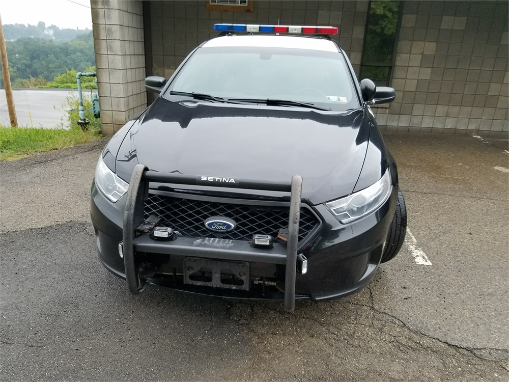 2013 ford police interceptor taurus online government auctions of government surplus municibid. Black Bedroom Furniture Sets. Home Design Ideas