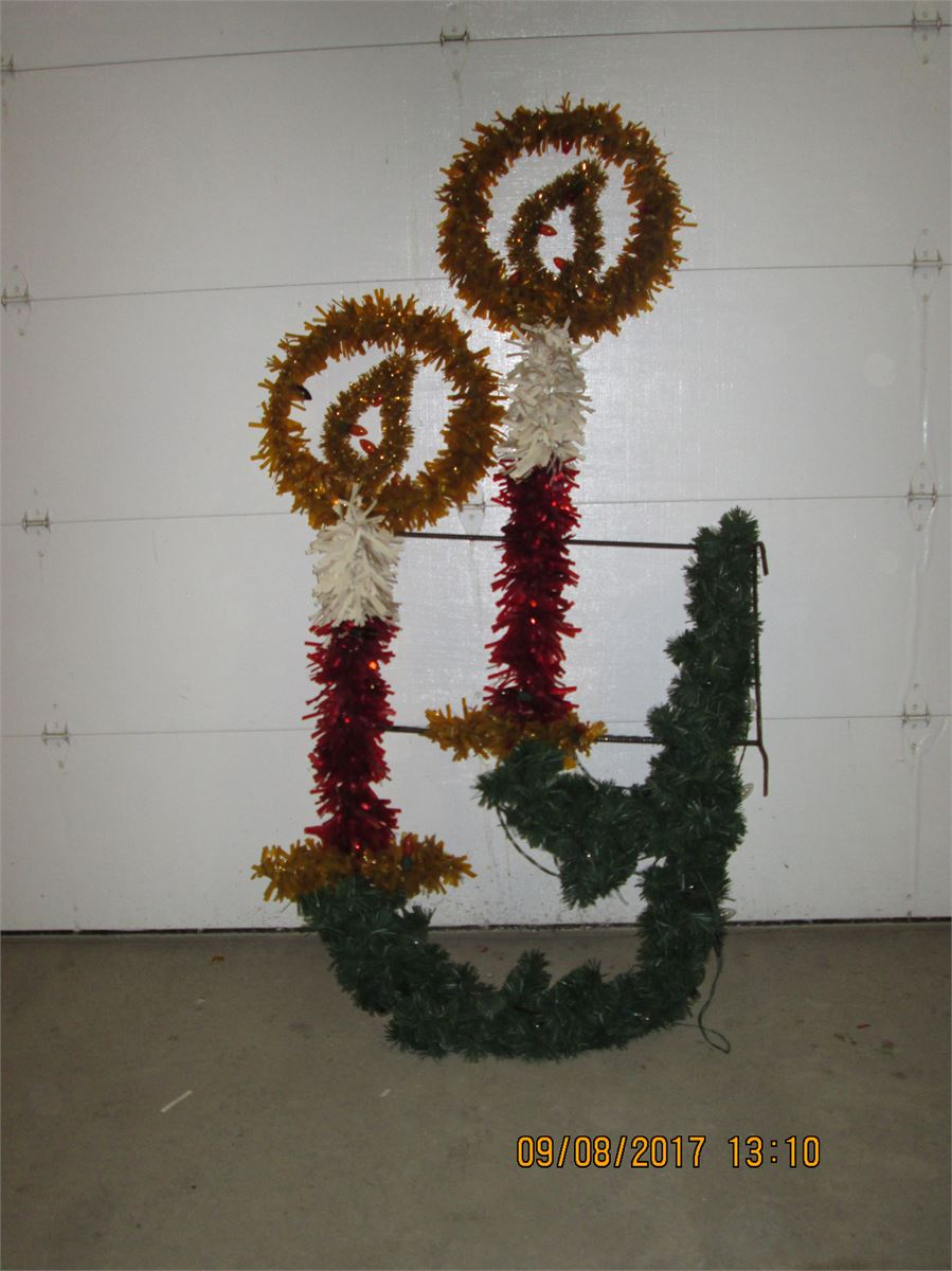 listing image - Municipal Christmas Decorations