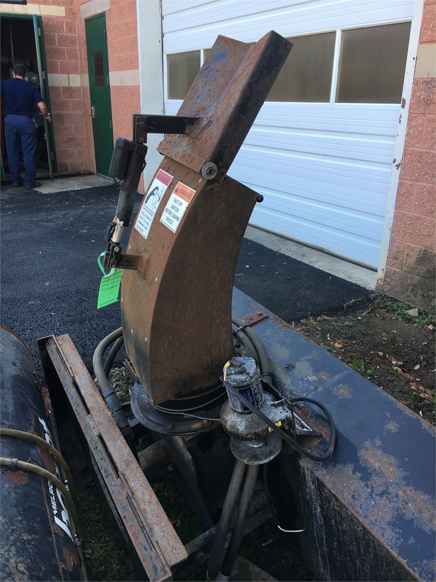 Hanson General Products Snow blower attachment for Bobcat Online