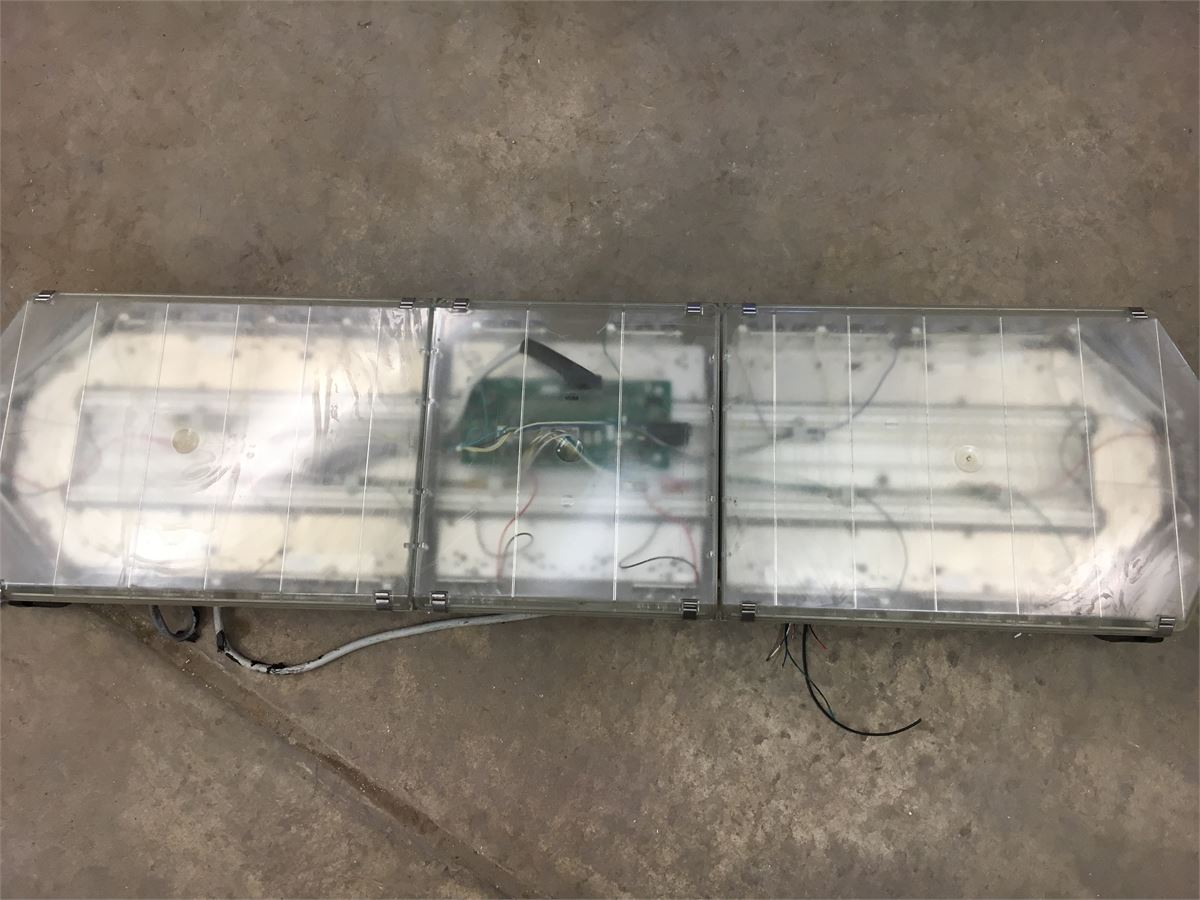 Code 3 light bar for auction municibid auction details aloadofball Image collections