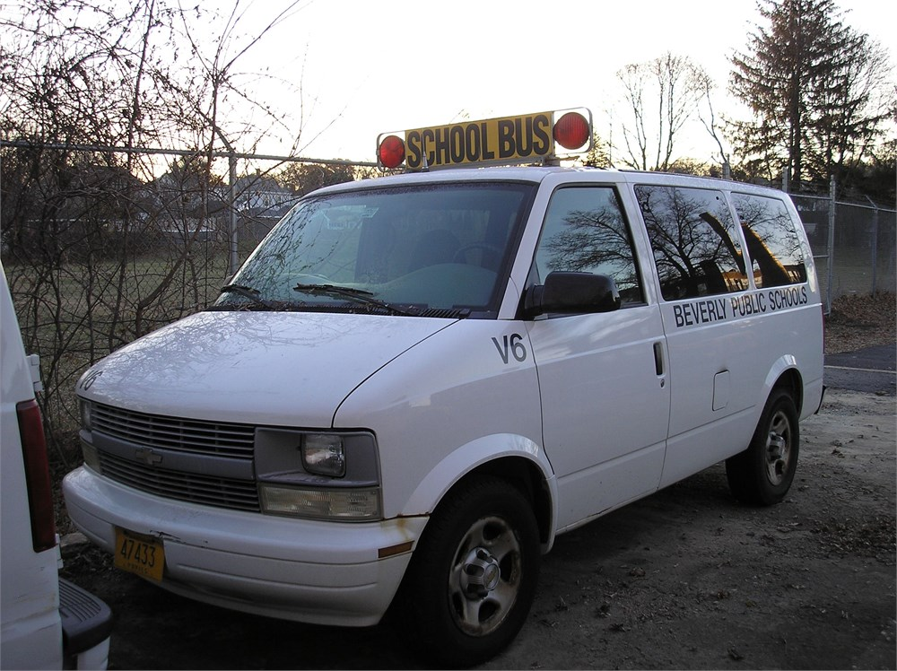 2005 chevrolet astro passenger van online government auctions of government surplus municibid. Black Bedroom Furniture Sets. Home Design Ideas