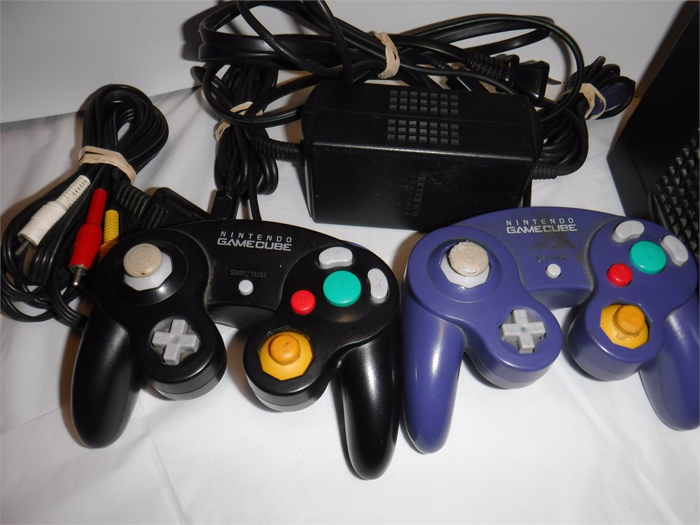 an analysis of the game cube console
