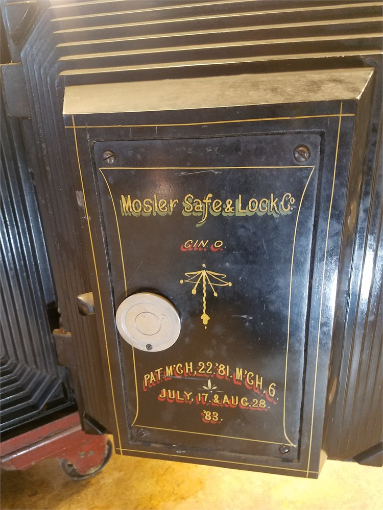 Mosler Safe Online Government Auctions of Government Surplus