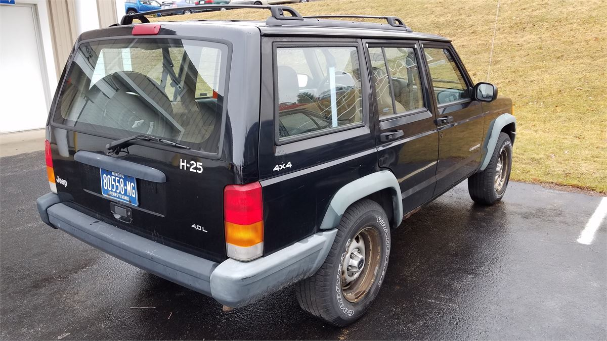1999 jeep cherokee for auction municibid listing image sciox Gallery