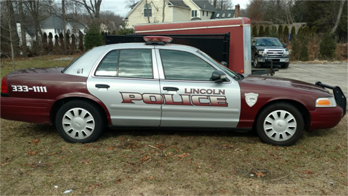 2008 Ford Crown Victoria Interceptor Online Government Auctions Of