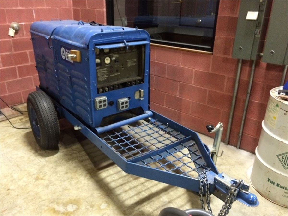 12 5 kw Military Generator Online Government Auctions of