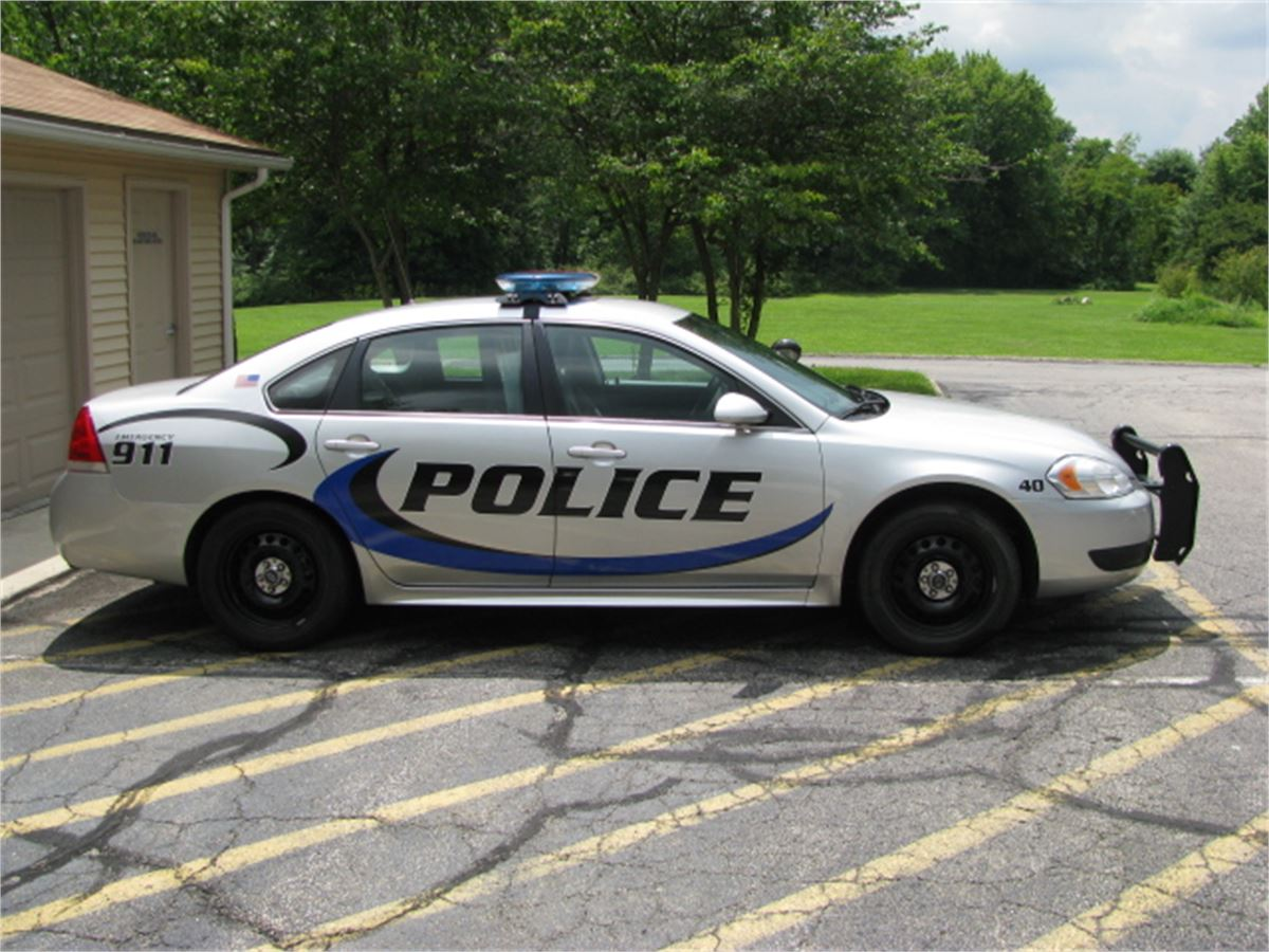 2012 Chevrolet Impala LS Patrol Car Online Government