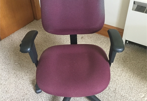 Desk chair with arms Lot 3