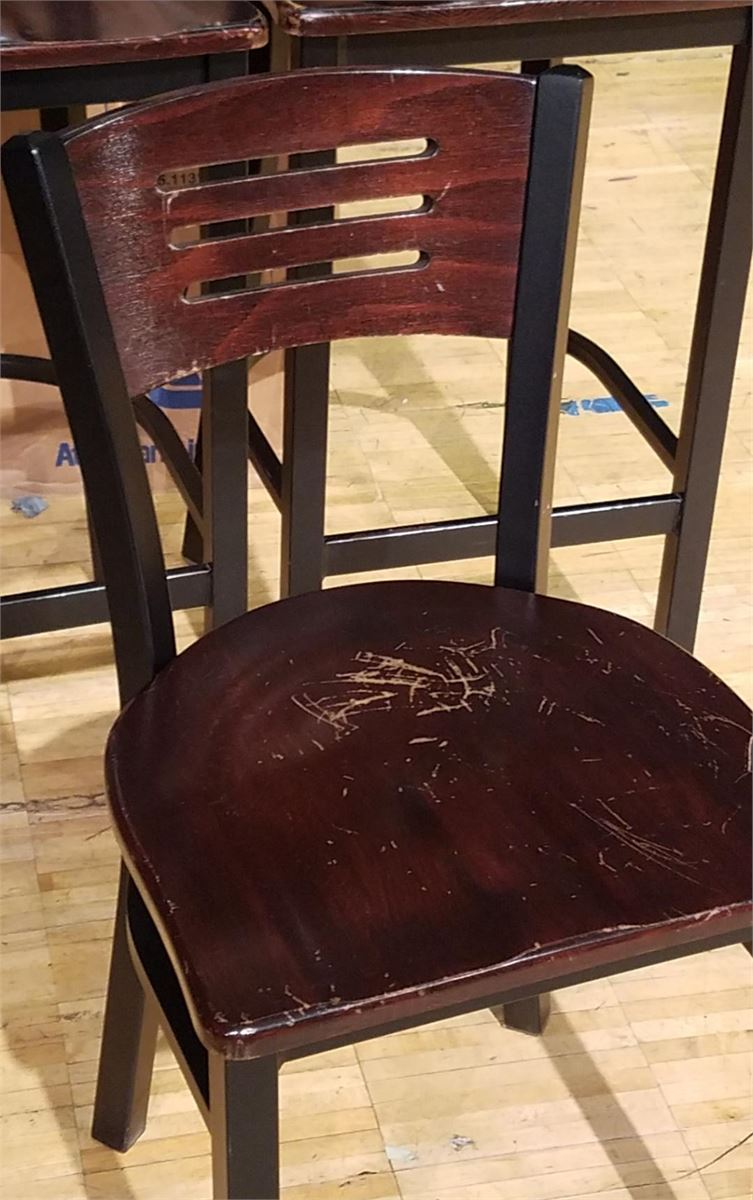 Stupendous Wooden Chairs Online Government Auctions Of Government Interior Design Ideas Lukepblogthenellocom