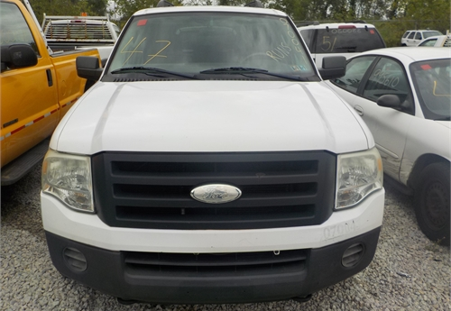 2007 FORD EXPEDITION 4X4 SUV / LOT47-070041
