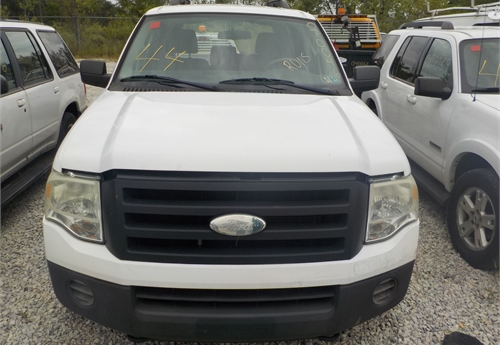 2007 FORD EXPEDITION XLT 4X4 SUV / LOT44-070046