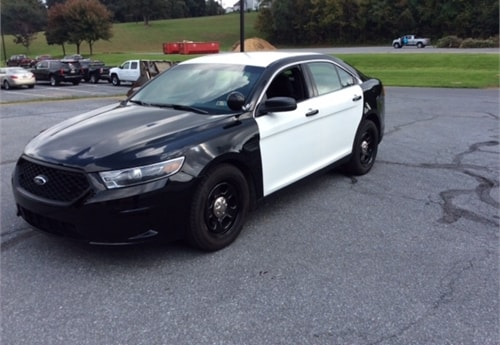 2015 ford interceptor sedan