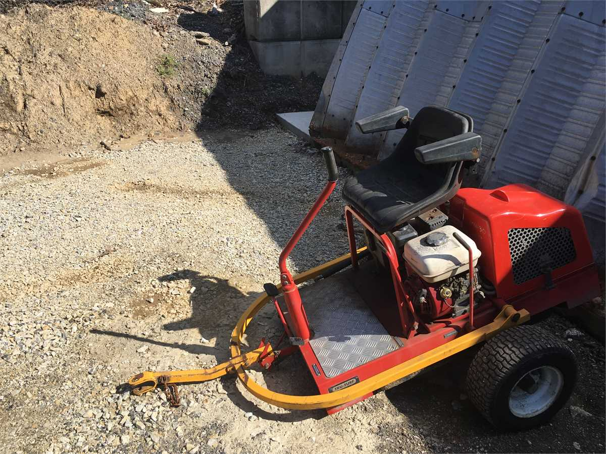 TRU TURF ROLLER Online Government Auctions of Government Surplus