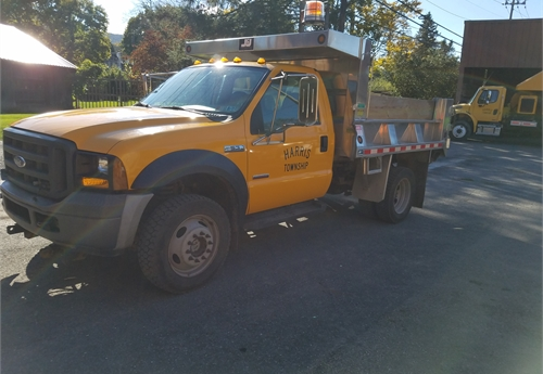 2006 Ford F-550 4WD