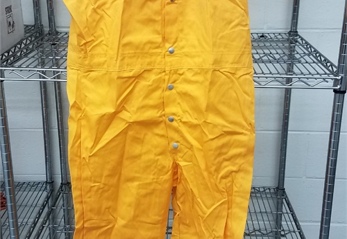 (190-NEW) COVERALLS (GOLD) / LOT 38-23-A