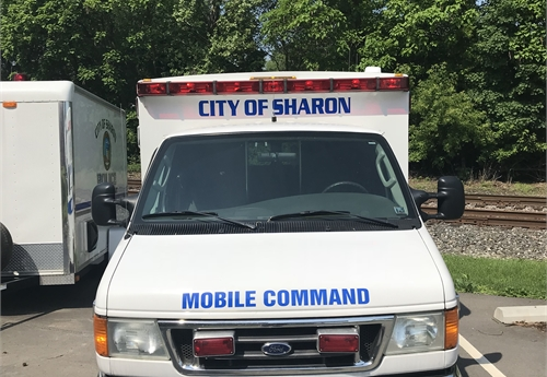 2004 Ford Mobile Incident Command Vehicle