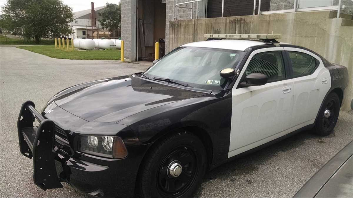 2010 Dodge Charger Police Car Online Government Auctions Of