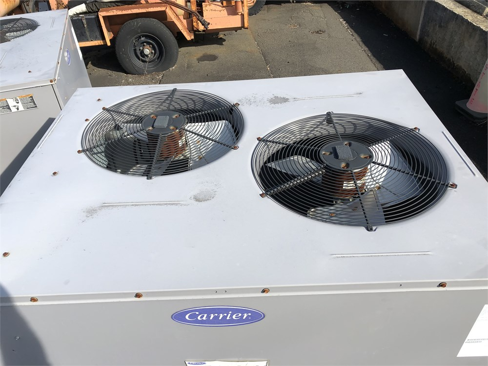 2 Carrier Roof Top Units Online Government Auctions Of