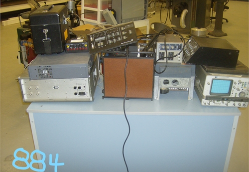 BC Electronic test equipment