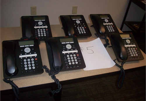 Avaya IP Desk phones