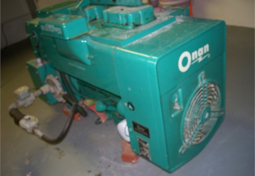 Onan Propane Fueled Generator 15KW Online Government
